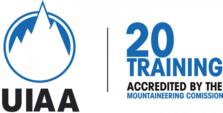 UIAA Training logo 20