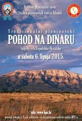 Pohod na Dinaru Hrvatskog planinarskog saveza